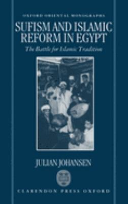 Sufism & Islamic Reform in Egy 9780198267577