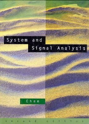 System and Signal Analysis 9780195107227