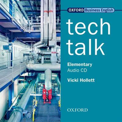 Tech Talk 9780194574563