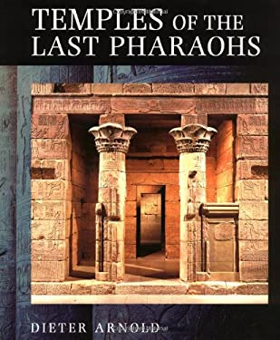 Temples of the Last Pharaohs 9780195126334