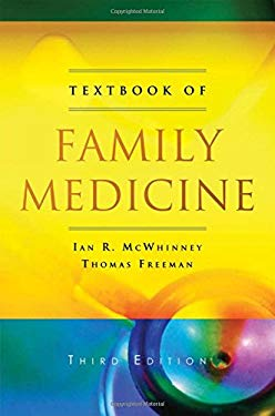 Textbook of Family Medicine 9780195369854