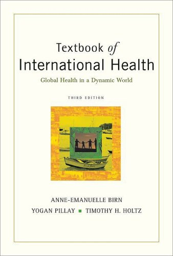 Textbook of International Health: Global Health in a Dynamic World 9780195300277