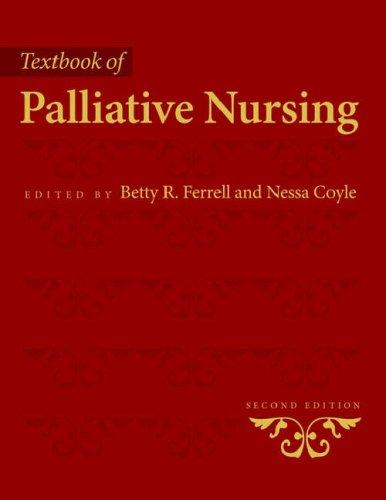 Textbook of Palliative Nursing 9780195175493