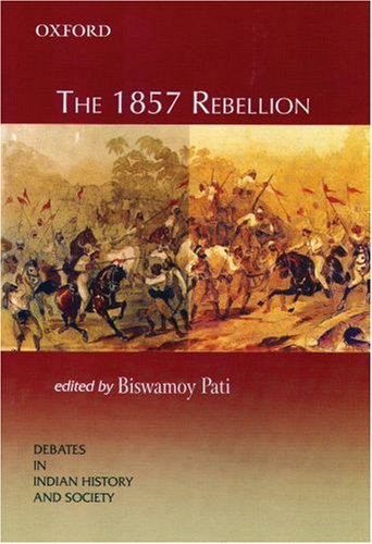 The 1857 Rebellion 9780195690767