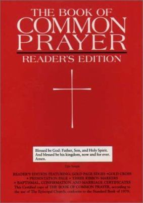 The 1979 Book of Common Prayer, Reader's Edition 9780195287639