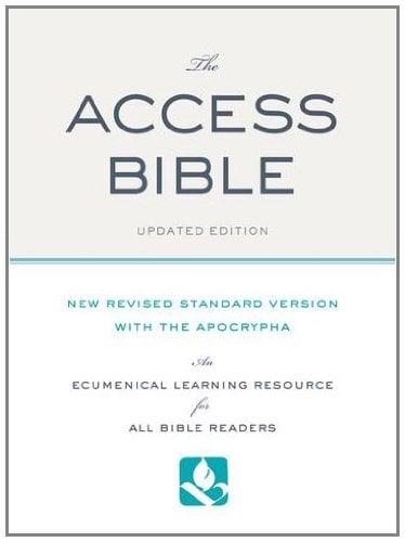 Access Bible-NRSV 9780199777532