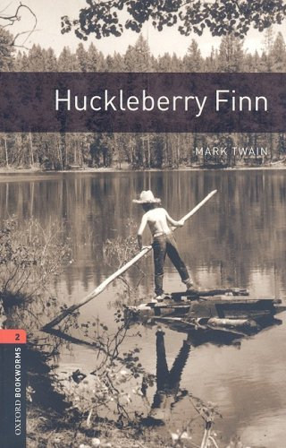 The Adventures of Huckleberry Finn 9780194237475