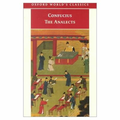 The Analects 9780192839206