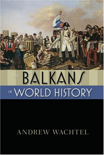 The Balkans in World History 9780195338010