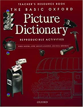 The Basic Oxford Picture Dictionary Teacher's Resource Book: Teacher's Resource Book of Reproducible Activities 9780194344692