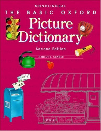 The Basic Oxford Picture Dictionary 9780194372329
