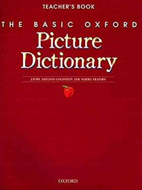 The Basic Oxford Picture Dictionary Teacher's Book 9780194372374