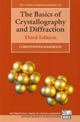 The Basics of Crystallography and Diffraction 9780199546459