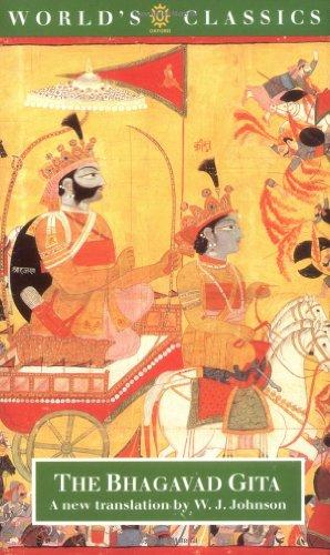 The Bhagavad Gita 9780192829528