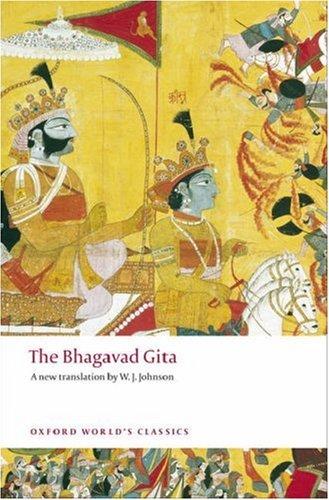 The Bhagavad Gita 9780199538126