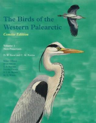 The Birds of the Western Palearctic: 2 Volume Set: Volume 1, Non-Passerines; Volume 2, Passerines