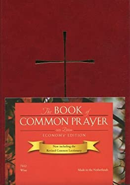 The Book of Common Prayer 9780195287769