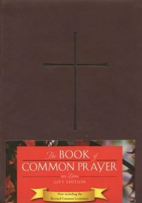The Book of Common Prayer 9780195287790