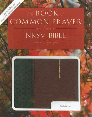 The Book of Common Prayer-NRSV: And Administration of the Sacraments and Other Rites and Ceremonies of the Church 9780195288407