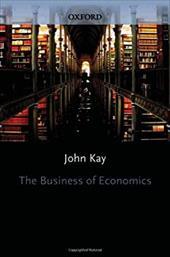 The Business of Economics