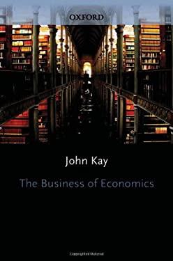 The Business of Economics 9780198292227