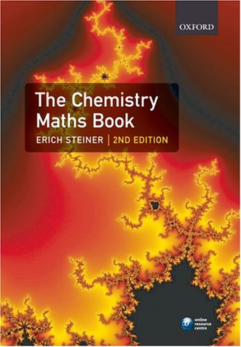 The Chemistry Maths Book 9780199205356