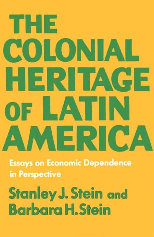 Colonial Latin America 9780195012927