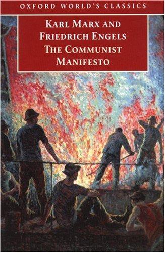 The Communist Manifesto 9780192834379