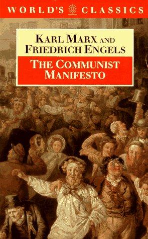 The Communist Manifesto 9780192829542