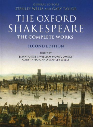 William Shakespeare: The Complete Works 9780199267187
