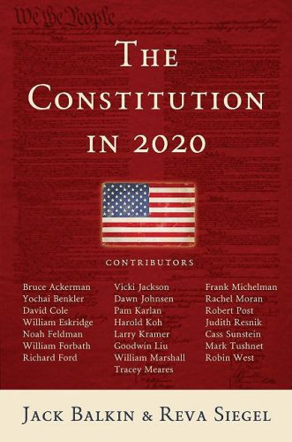 The Constitution in 2020 9780195387964