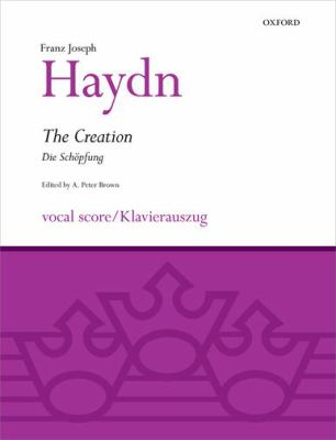 The Creation: Vocal Score 9780193354715