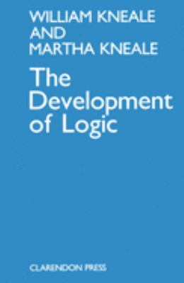 The Development of Logic 9780198247739