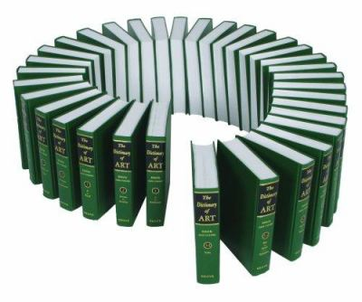 The Dictionary of Art: 34 Volumes 9780195170689