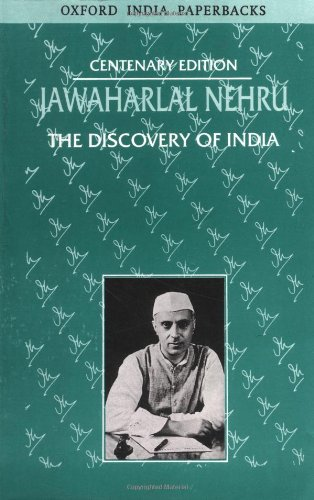 The Discovery of India 9780195623598