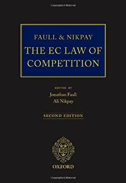 EC Law of Competition - 2nd Edition