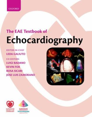 The EAE Textbook of Echocardiography 9780199599639