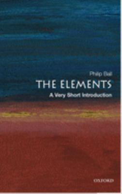 The Elements: A Very Short Introduction 9780192840998