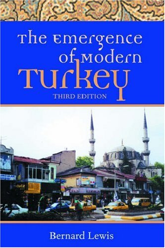 The Emergence of Modern Turkey 9780195134605