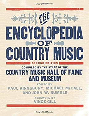 The Encyclopedia of Country Music 9780195395631