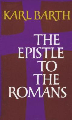 The Epistle to the Romans 9780195002942