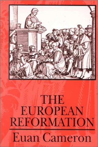 The European Reformation 9780198730934