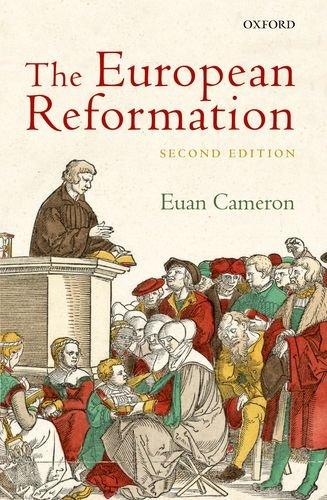The European Reformation 9780199547852