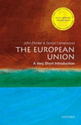 The European Union: A Very Short Introduction 9780199233977