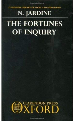 The Fortunes of Inquiry 9780198249290