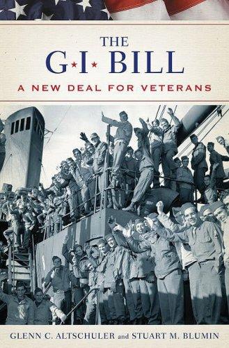 The GI Bill: The New Deal for Veterans 9780195182286
