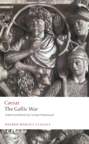 The Gallic War 9780199540266
