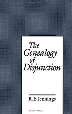 The Genealogy of Disjunction 9780195075243