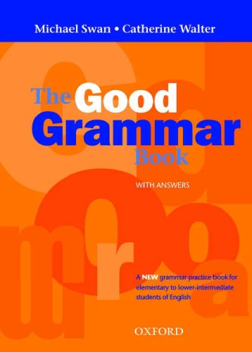 The Good Grammar Book with Answers 9780194315197