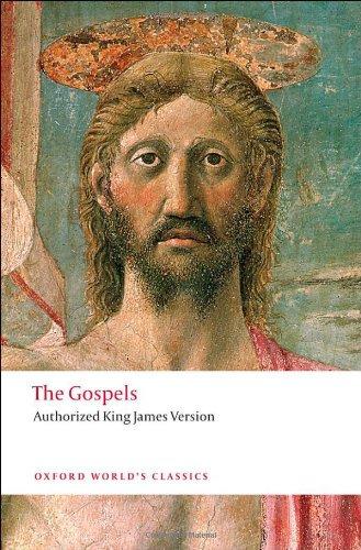 The Gospels: Authorized King James Version